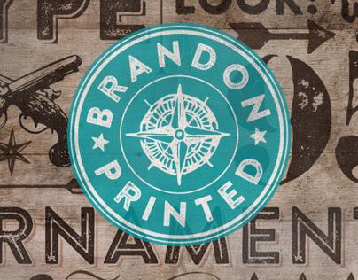 Brandon Printed (Typefamily)