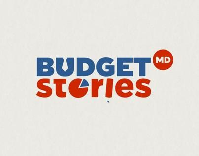 BudgetStories.md - Open Data Infographics