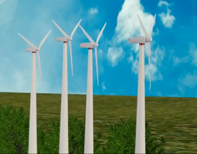 Video: 3D Wind Powered Campus