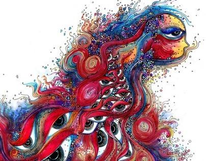 The Eye- An interpreter of a soul