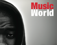 BMI MusicWorld Magazine Redesign