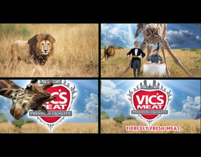 Viral Web Film / Vics Meat