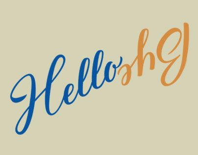 HelloBye | ByeHello for Typocamp Paris 2013