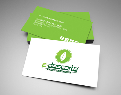 Logo E-descarte