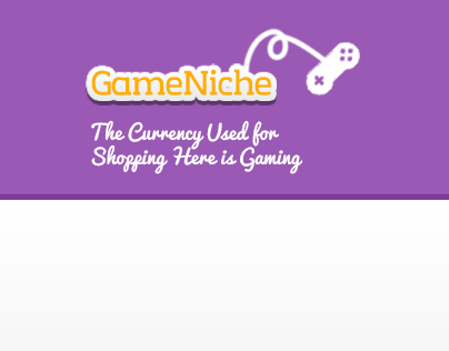 GameNiche - Website Design