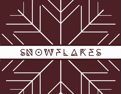 Icon Design : Snowflakes