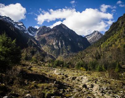 Mt. Khawa Karpo
