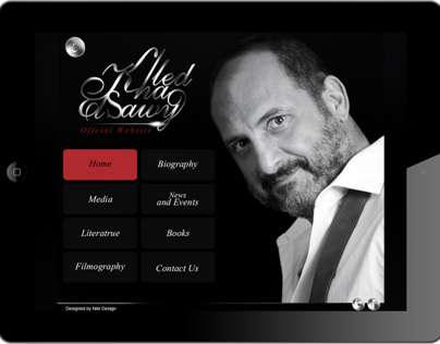 Khaled El Sawy (Website)
