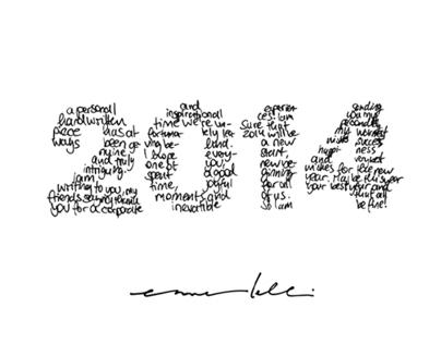 Handwritten 2014