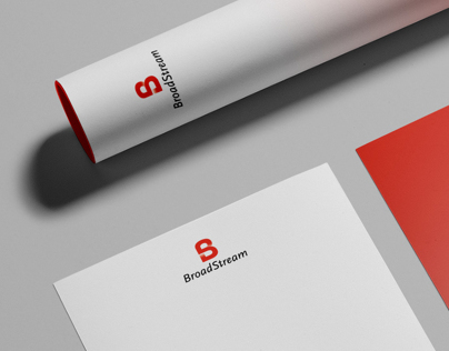 BroadStream | Visual identity