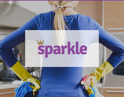 Sparkle - Visual Identity