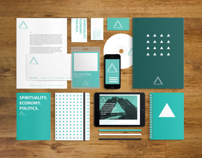The Social Triangle | Brand Identity