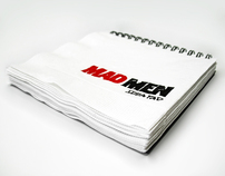 AMCs Mad Men - Promo Items