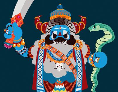 [ICHABOD] Evil in Indian Mythology. At Chicago