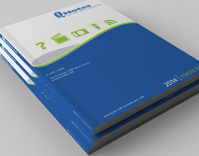 Media Kit for QNotes Publication
