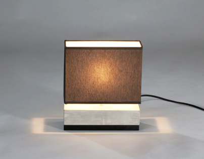 Concrete Lamp | Product Design