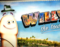 Willy the Tourist