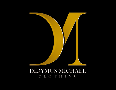 DIDYMUS MICHAEL CLOTHING VISUAL IDENTITY