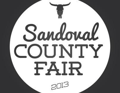Sandoval County Fair Charity T-Shirt