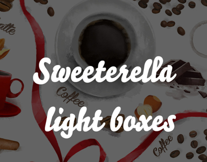 Sweeterella stores light boxes