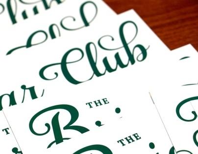 Newsletter // The Briar Club - Winter 2014