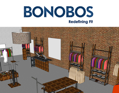 BONOBOS POP-UP SHOP