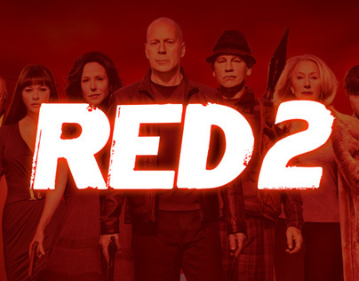RED 2 Digital Motion Poster