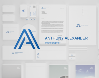 Anthony Alexander - Photographer Ident