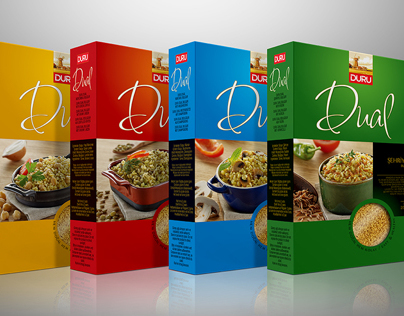 DURU DUAL, Packaging Design