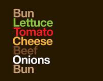 Type Sandwiches