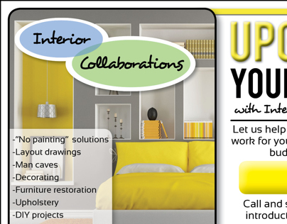 Interior Collaborations Branding