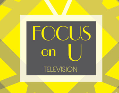 Focus on U Poster