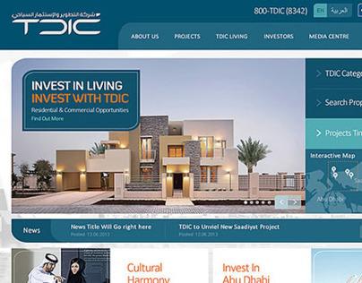 TDIC - (Tourism Development & Investment Company)