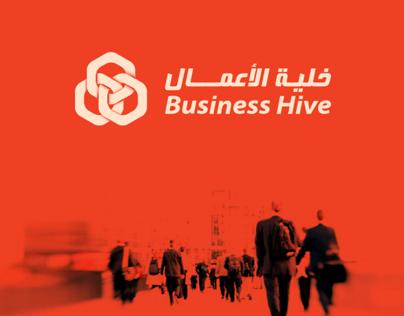 B-Hive Corporate identity