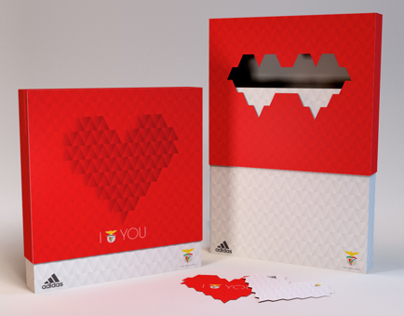"Package for SLB Jersey ""Valentine's Day"""