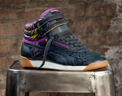 Reebok X Alicia Keys Footwear