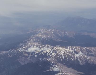 Above the Carpathians