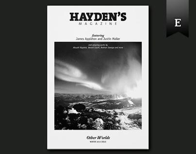HAYDENS Magazine 2013