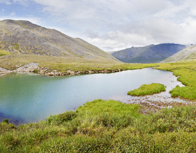 Charley River Headwaters, Eastern Alaska