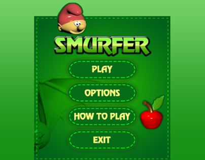 Smurfer - Android Game