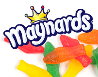 Maynards - Swedish Fish Facebook Game