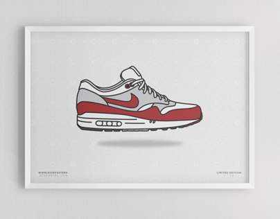 Illustrated Kicks