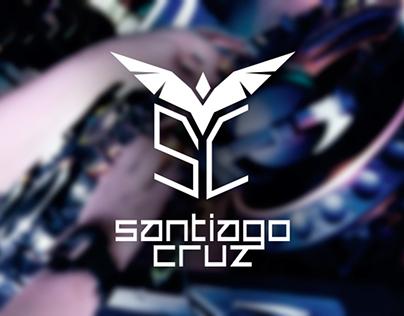 BRANDING SANTIAGO CRUZ DJ/PRODUCER