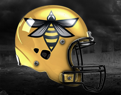 Football Branding Chicago Swarm