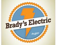 Branding     Brady Electric