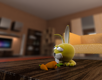 young room render