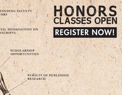Honors Classes