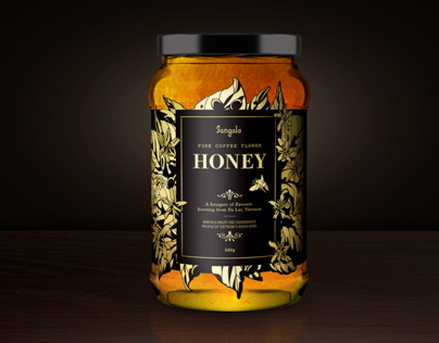 Jangala Honey