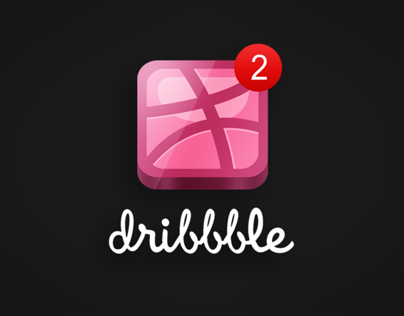 dribbble Giveaway: 2 Invites