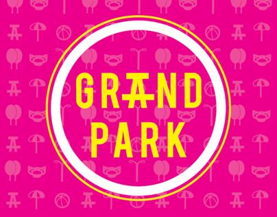 Grand Park Campaign (Redesign)